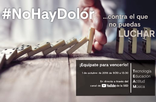 Evento #NoHayDolor 2018