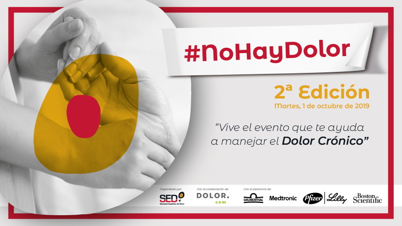 Evento #NoHayDolor 2019