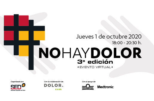 Evento #NoHayDolor 2020