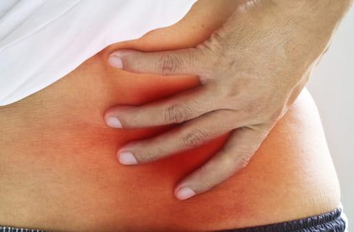 El estrés y como aliviar el dolor de espalda baja
